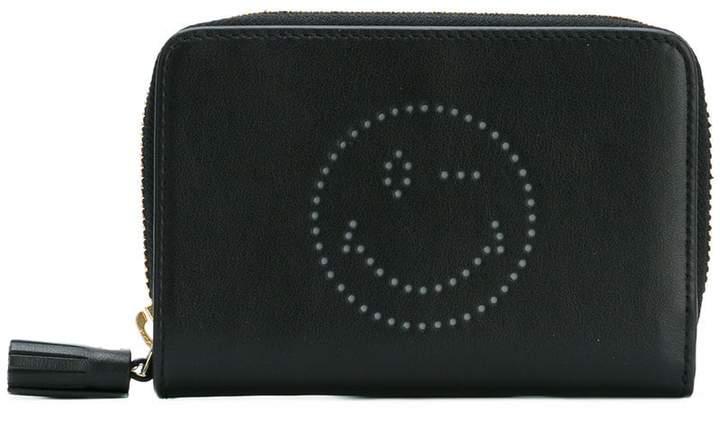 Anya Hindmarch Smiley wallet
