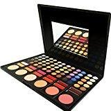 Professional 78 Color Makeup Palette, Eyeshadow Makeup Kit by Beauty Bon