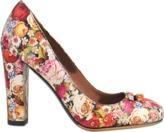 Tabitha Simmons Polly floral pump