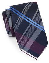 MICHAEL Michael Kors Plaid Silk Tie