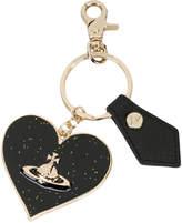Vivienne Westwood Orb heart keyring