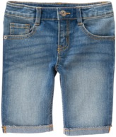 Crazy 8 Jean Bermuda Shorts