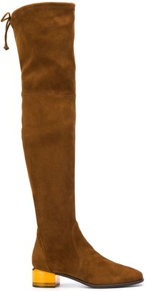 Stuart Weitzman 40mm over the knee length boots