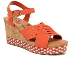 Zodiac Paola Wedge Sandal Women's Shoes