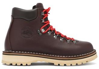 Diemme Roccia Vet Leather Hiking Boots - Dark Brown