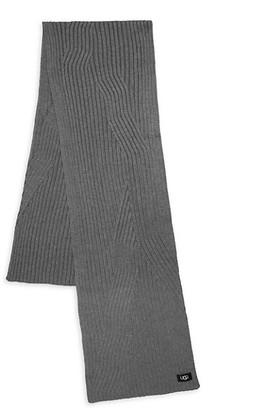 UGG Rib-Knit Scarf