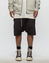 Rick Owens Pantaloni Aircut Pod Shorts