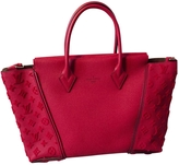 Louis Vuitton Pink Leather Handbag
