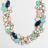 J.Crew Factory Mixed stones necklace