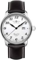 Zeppelin Series LZ127 Graf Swiss Automatic Men's Big Date Watch 7652-1S