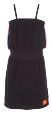 Calvin Klein Big Girls French Terry Dress