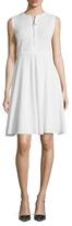 Max Mara Carode A-Line Dress