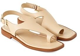 Lafayette 148 New York Women's Celia Slingback Toe Ring Sandals