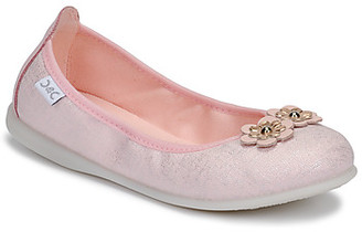Citrouille et Compagnie JATAMAL girls's Shoes (Pumps / Ballerinas) in Pink