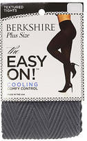 Berkshire Easy On Chevron Cooling Control Top Tights Plus Size