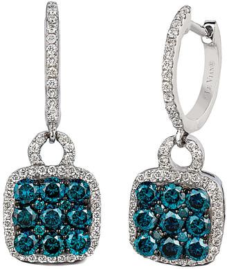 LeVian Le Vian Exotics 14K 1.29 Ct. Tw. Diamond Drop Earrings