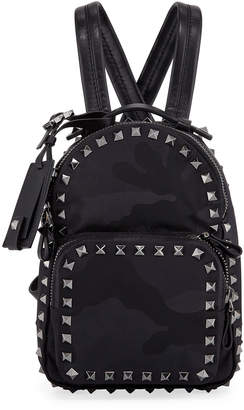 Valentino Garavani Rockstud Mini Backpack Bag