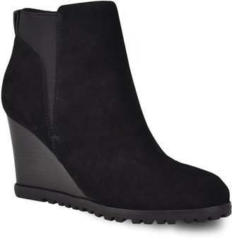 Nine West Curtis Women's Wedge Ankle Boots