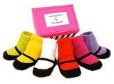 Trumpette 'Mary Janes' Socks Gift Set (Baby Girls)