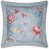 Pip Studio Berry Bird Square Cushion - 60x60cm - Blue