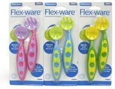 The First Years Flexware Fork and Spoon by