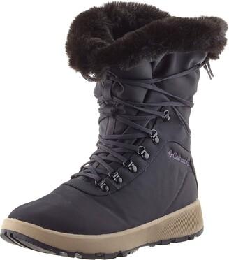 Columbia womens Slopeside Village Omni-heat Hi Snow Boot