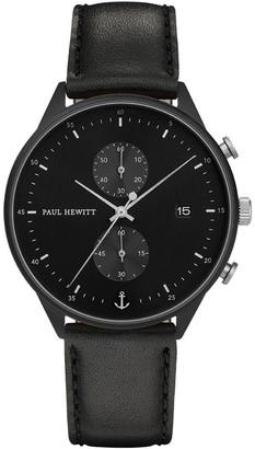 Paul Hewitt PH-C-B-BSS-2M Chrono Line Black Watch