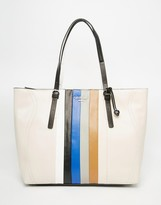 Fiorelli Striped Shopper Bag