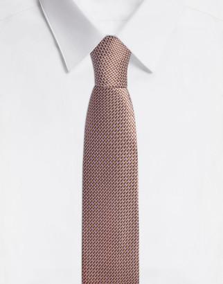 Dolce & Gabbana 6cm Blade Tie In Silk Jacquard
