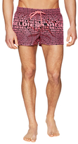 Diesel Sandy Print Throughout Shorts