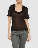 Mariella Rosati Short sleeve sweaters
