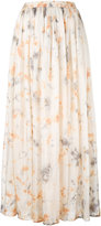 Mes Demoiselles Aurore skirt - women - Silk - 38