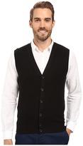 Perry Ellis Solid Sweater Vest