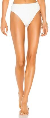 Haight Crepe High Leg Hotpant Bikini Bottom