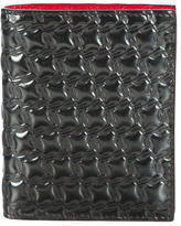 Christian Louboutin Metallic Compact Wallet w/ Tags