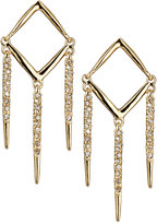 Alexis Bittar Miss Havisham Open Dangle Earrings