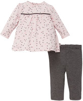 Offspring Delicate Blush Tunic & Legging Set