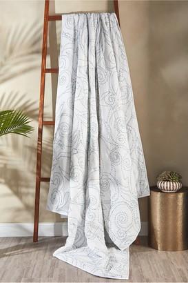 Soft Surroundings Camila Kantha Stitch Quilt