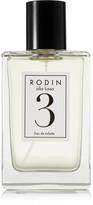 Rodin 3 Eau De Toilette, 100ml - Geranium