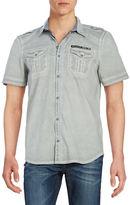 Buffalo David Bitton Safic Button-Front Shirt