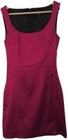 Dolce & Gabbana Pink Cotton - elasthane Dress for Women