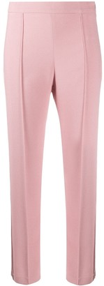 Hebe Studio Pinched Cropped Trousers
