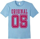 2005 T-shirt 12th Birthday Gift Age 12 Year Old Girl B-day C