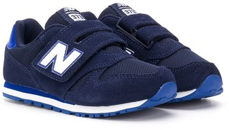 New Balance 373 Touch-Strap Sneakers