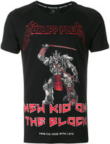 Philipp Plein Ema T-shirt - men - Cotton - S