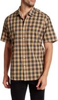 Quiksilver Regular Fit Checkered Shirt