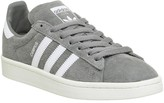 adidas Campus Grey Three White