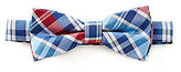 Class Club Basic Plaid Bow Tie
