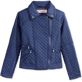 Urban Republic Thinfill Moto Barn Jacket, Big Girls (7-16)
