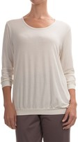 Calida Favourites Micromodal® Pajama Shirt - 3/4 Sleeve (For Women)